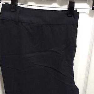 New black slacks